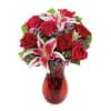 Our Valentine Romance Bouquet premium