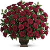 Teleflora's T224-1 Rose Tribute Bouquet