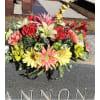 Cemetery Flowers #1 deluxe