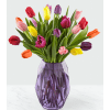 Spring Morning Bouquet of Tulips deluxe