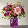 Purple Prose Bouquet