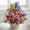 Wondrous Nature Bouquet FTD deluxe