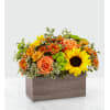 The FTD Happy Harvest Garden standard