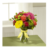 The Bright Days Ahead Arrangement by FTD standard