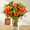 Many Thanks Tassel Bouquet standard