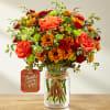 Many Thanks Tassel Bouquet premium
