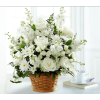 Heartfelt Condolences Arrangement deluxe