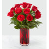 The FTD True Romantic Red Rose Bouquet standard