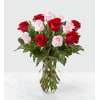 The FTD Forever In Love Rose Bouquet standard