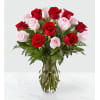 The FTD Forever In Love Rose Bouquet premium