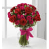 Love-Struck Rose Bouquet FTD deluxe