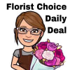 Lollypops & Roses Florist Choice Daily Deal deluxe