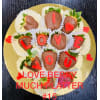 12Ct LOVE BERRY MUCH PLATTER deluxe