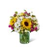 FTD Sunlit Meadows Vase premium