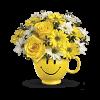 TF  Be happy bouquet standard