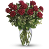 Glorious Red Roses deluxe