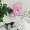 Designer's Choice in Pink Ceramic Baby Bear standard
