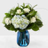 The Elegant Crowned Bouquet