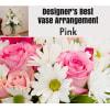 Pink Mix-Large Vase Arrangement