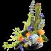 Talisman's Garden Oasis Bouquet deluxe