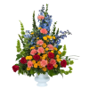 Sunset Celebration Tribute Urn premium