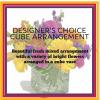 Bright & Colorful Cube Arrangement