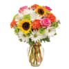 Just to make you Smile Bouquet by Bloomnet at Bow River Flower At deluxe