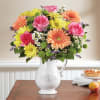 COUNTRY CHARM PITCHER BOUQUET