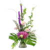 Talisman's Blushing Blooms Bouquet standard