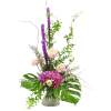 Talisman's Blushing Blooms Bouquet deluxe