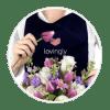 Florist's Choice Sympathy Arrangement standard