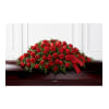 FTD® Dearly Departed™ Casket Spray - Select Flowers deluxe