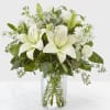 The FTD Alluring Elegance TM Bouquet deluxe