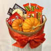 Trick or Treat Basket deluxe