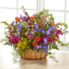 The FTD® Garden of Life™ Basket premium