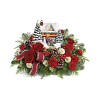 Thomas Kinkade's Hero's Welcome Bouquet 20 standard