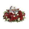Thomas Kinkade's Hero's Welcome Bouquet 20 premium