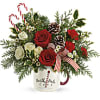 Send a Holiday Mug by Teleflora standard