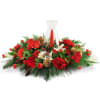 Warm glowing centerpiece deluxe