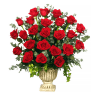 REGAL ROSE ARRANGEMENT deluxe