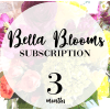 Bella Blooms (Standard) 3, 6 and 12 Month Subscription standard