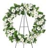 Grandmother's Garden Remembered Wreath deluxe