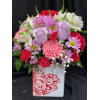MY HEART IS YOURS BOUQUET deluxe