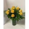 DELUXE YELLOW ROSES (HALF DOZEN TO 1.5 DOZEN) premium