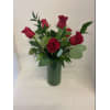DELUXE RED ROSES (HALF DOZEN TO 1.5 DOZEN) standard