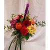 Designer Choice from the Garden, Hand tied Bouquet deluxe