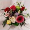 Designer Choice from the Garden, Hand tied Bouquet premium