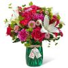 Be Strong & Believe Flower Bouquet deluxe