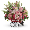 Welcome Beautiful Wagon - Pink premium