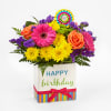 FTD Birthday Bright Bouquet deluxe